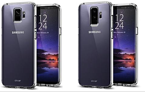 Mutmaßliches Galaxy S9 B.Geskin über Twitter
