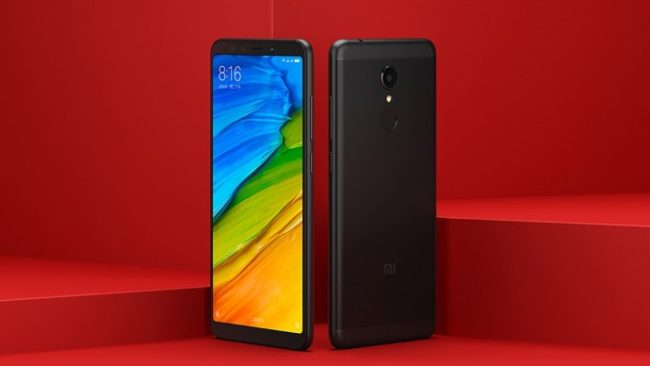 Xiaomi Redmi 5 Bild mobiflip de