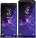 Angebliche finales Galaxy S9 und S9 Plus Bild E.Blass über Twitter
