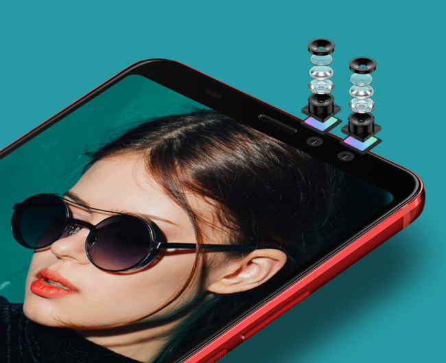HTC U11 EYEs Dual Frontkamera