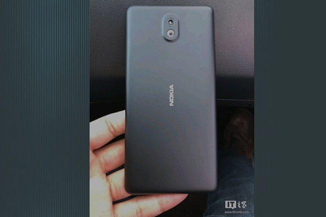 Mutmaßliches Nokia 1 Bild Baidu oder ITHome