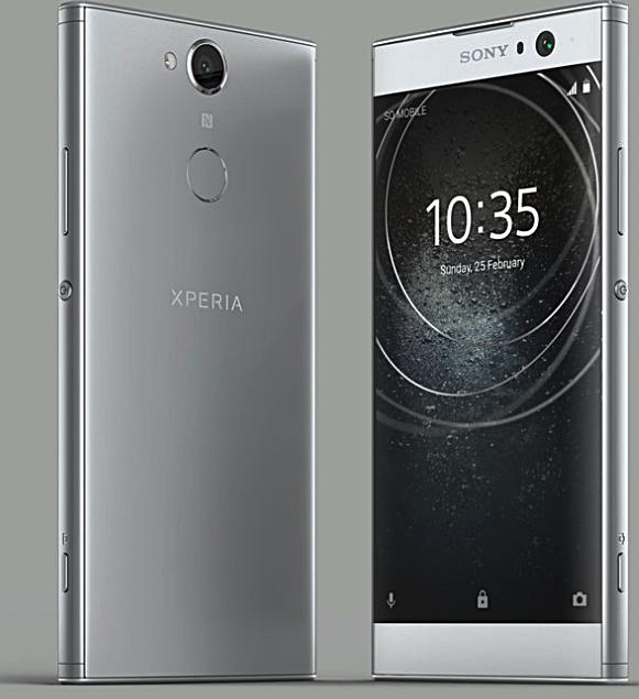 Sony Xperia XA2 Hersteller