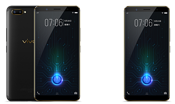 Vivo X20 Plus UD Bild AndroidPolice