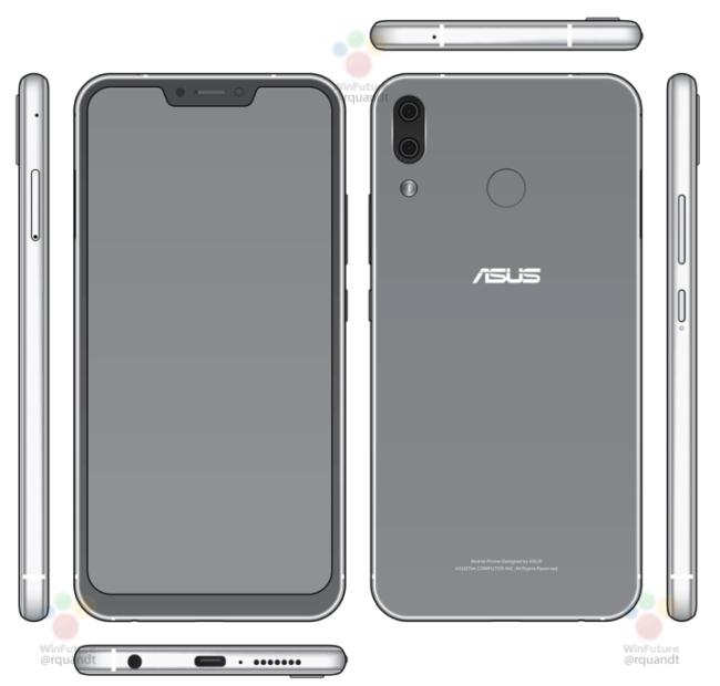 Angebliches Asus ZenFone 5 Bild WinFuture