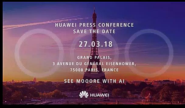 Huawei P20: Neue Bilder vom Prototyp