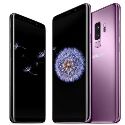 Galaxy S9 und S9 Plus