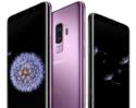Mutmaßliche Galaxy S9 Modelle Bild Winfuture