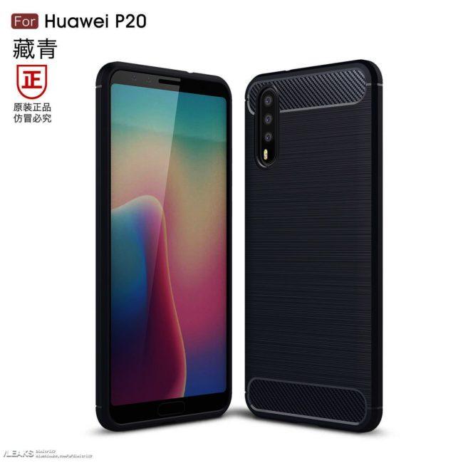 Mutmaßliches Huawei P20 Bild Weibo
