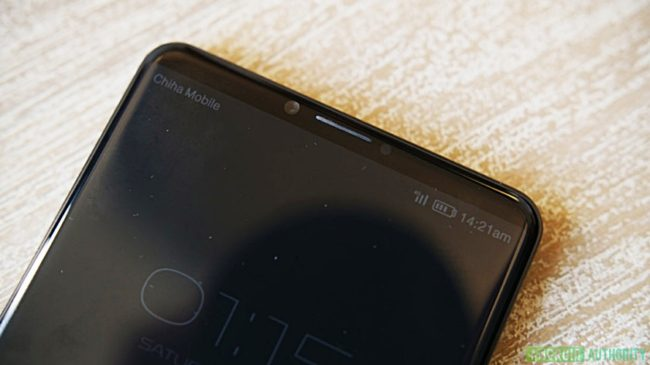 Mutmaßliches Huawei P20 Prototyp Bild Android Authority