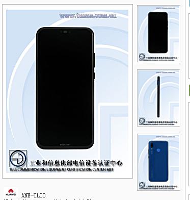 Huawei P20 lite bei TEENA