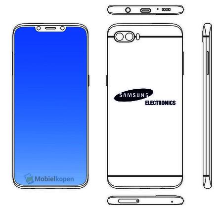 Samsung: Galaxy A6 Plus hat, was dem Galaxy S9 fehlt