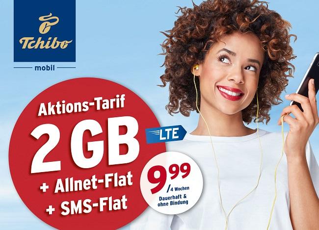 Tchibo mobil Smartphone Aktions Tarif wieder verfügbar › Mobilfunk Talk.de   News