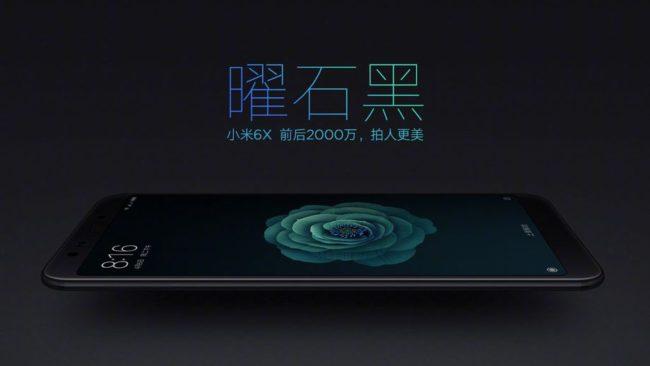 Xiaomi Mi 6X Quelle The Verge