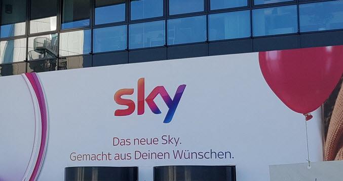 Das neue Sky: Das beste Entertainment-Erlebnis aller Zeiten