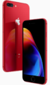 iPhone 8 in Red