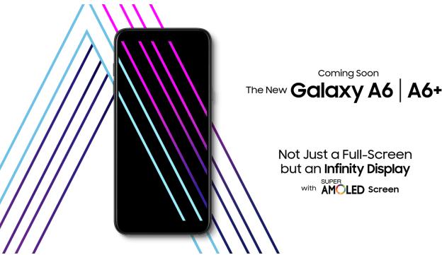 Galaxy A6 und A6 Plus Bild Winfuture