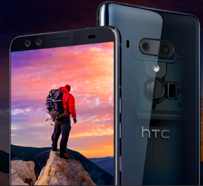 HTC U12+ Hersteller