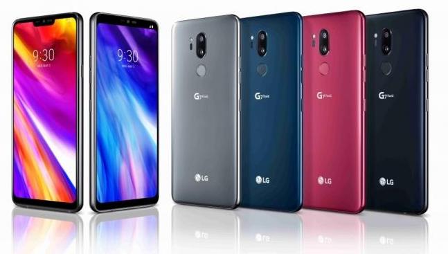 LG G7 ThinQ Bild LG