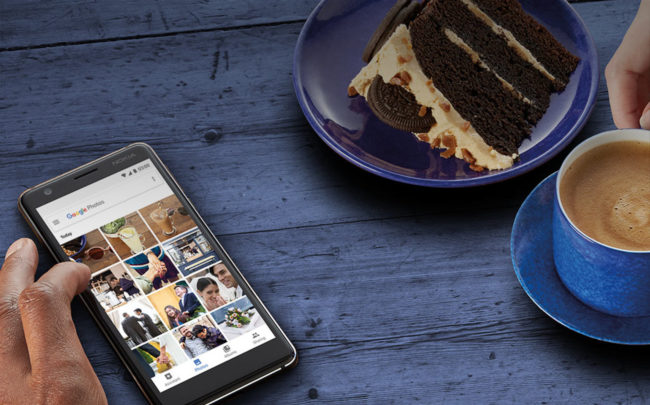 Nokia 3.1 Hersteller
