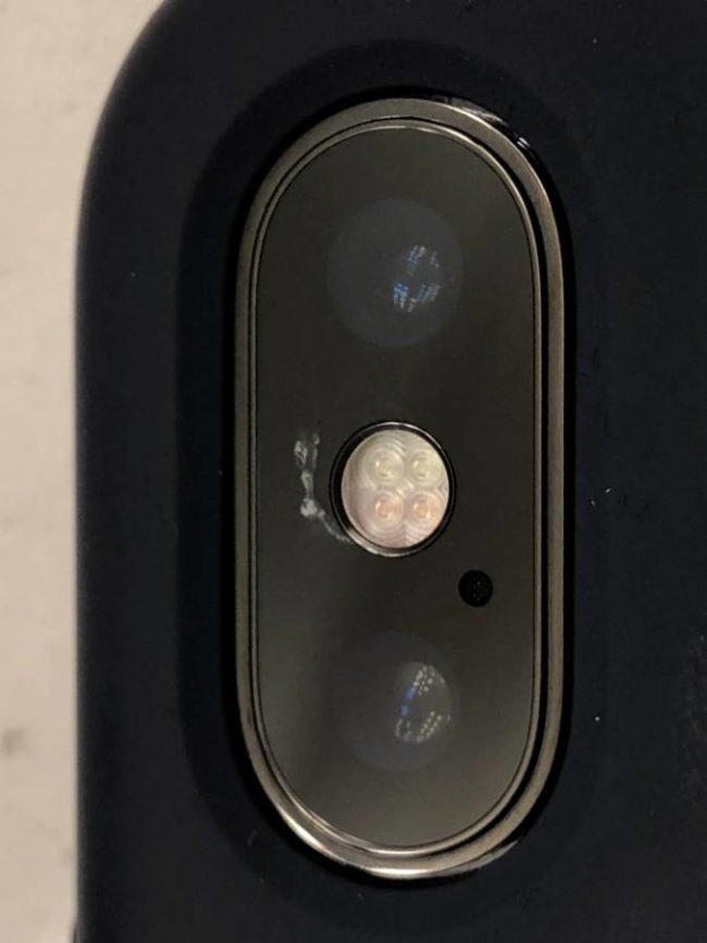 iPhone X mit Riss im Kameraglas: Garantiefall muss begründet werden ...