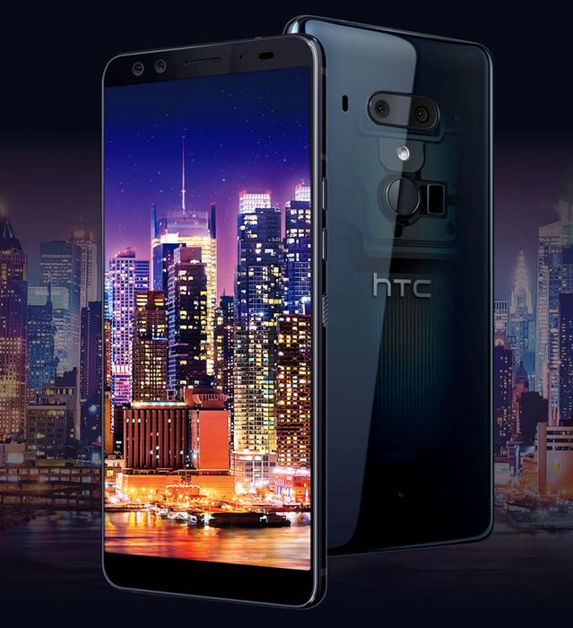 HTC U12 + Hersteller