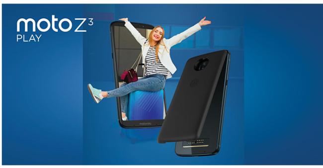 Lenovo Moto Z3 Play