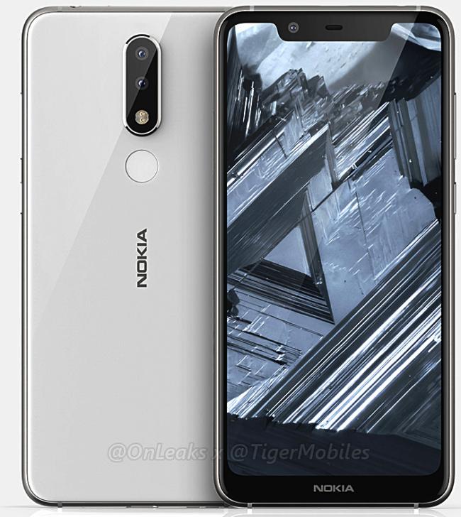 Nokia 5.1 Plus Quelle Tiger Mobiles