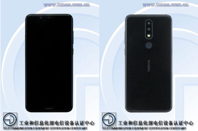 Nokia 5.1 Plus bei TEENA