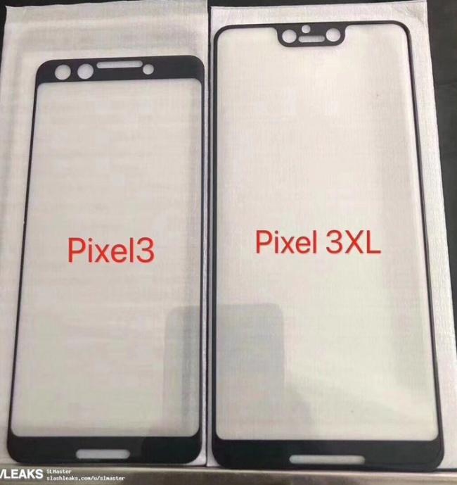 Pixel 3 Schutzhüllen Quelle Slashleaks