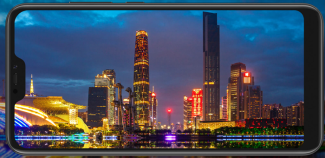Xiaomi Redmi 6 Pro mit Notch Hersteller