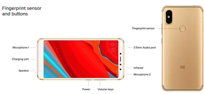 Xiaomi Redmi Y2 Quelle Hersteller