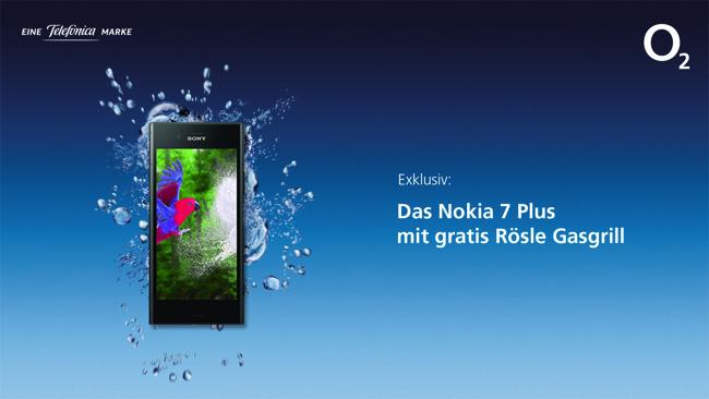 Rösle Gasgrill Mobil : O2 und blau: nokia 7 plus kaufe und rösle gasgrill geschenkt