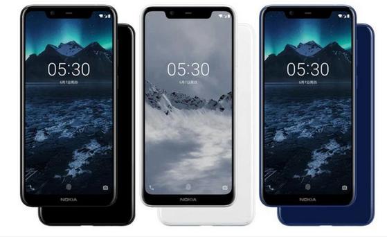 Nokia X5 Bild Hersteller