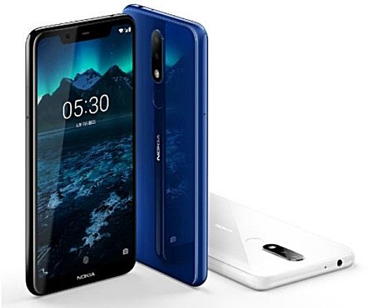 Nokia X5 Bild Nokia