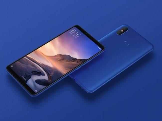 Xiaomi Mi Max 3 Hersteller