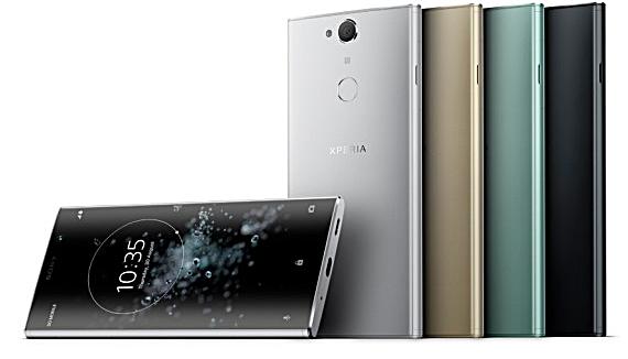 Xperia XA2 Plus Hersteller
