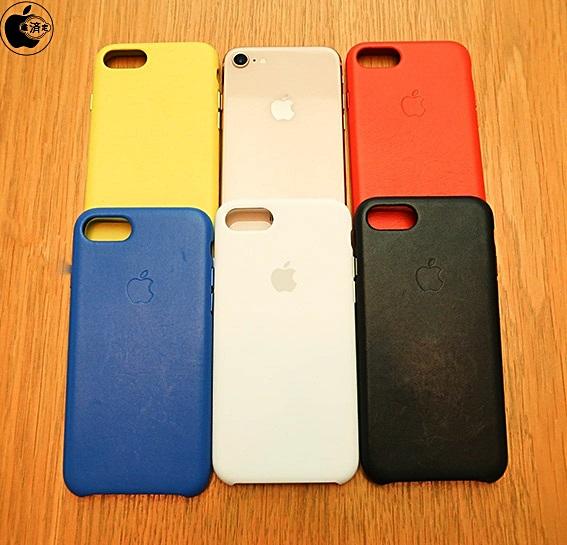 sechs Farben für iPhones 2018 2018 Bild Macotakara