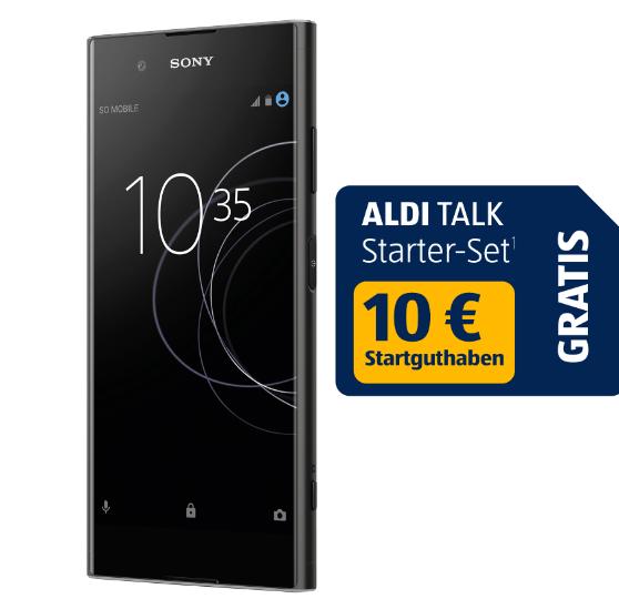 Sony Xperia XA1 Plus bei Aldi