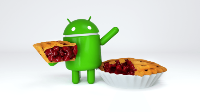 Android Pie Bild Google