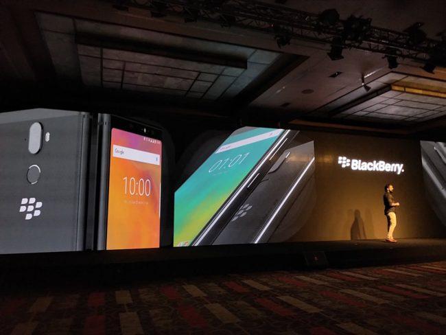 Blackberry Evolve Bild BBin über Twitter