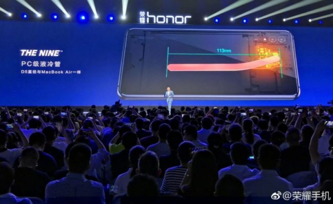 Honor Note 10 Hersteller
