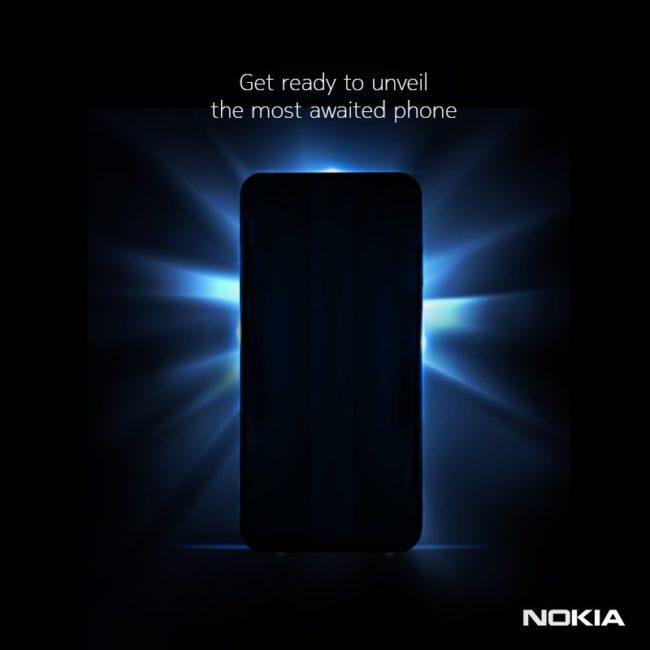 Nokia kündigt Event an über Twitter