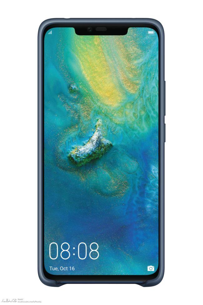 Angebliches Huawei Mate 20 Pro Bild Slashleaks