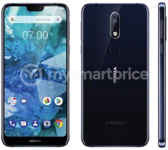 Nokia 7.1 Plus Bild SmartPrice