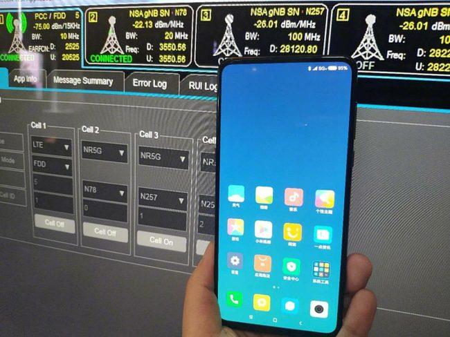 Xiaomi Mi Mix 3 Foto D.Sung über Twitter