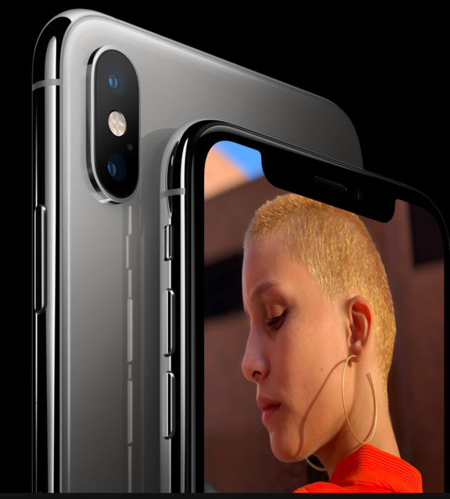 iPhone Xs- Kameras Bild Apple