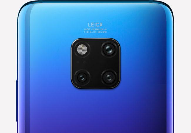 Huawei Mate 20 Pro Leicakamera