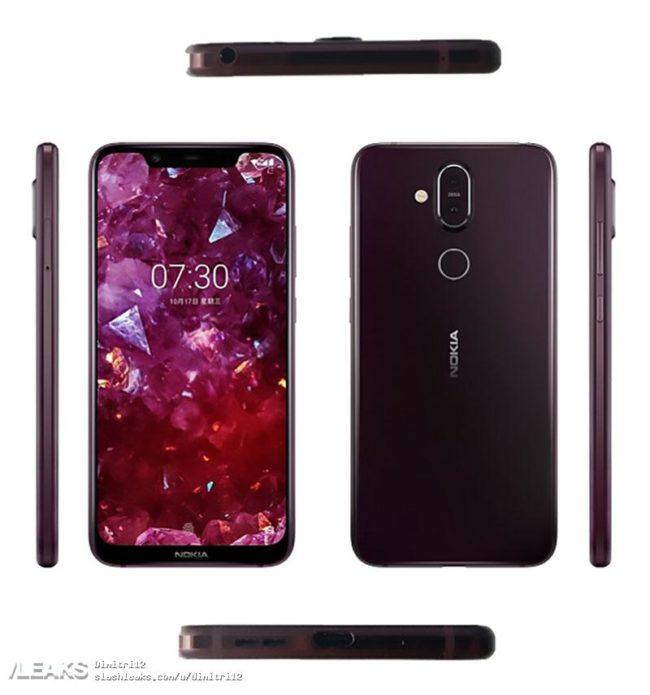Nokia 7.1 Plus Bild Slashleaks