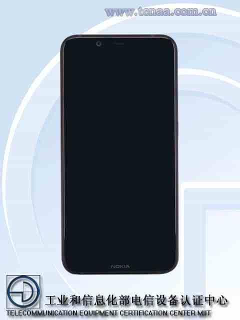 Nokia 7.1 2018 bei TEENA